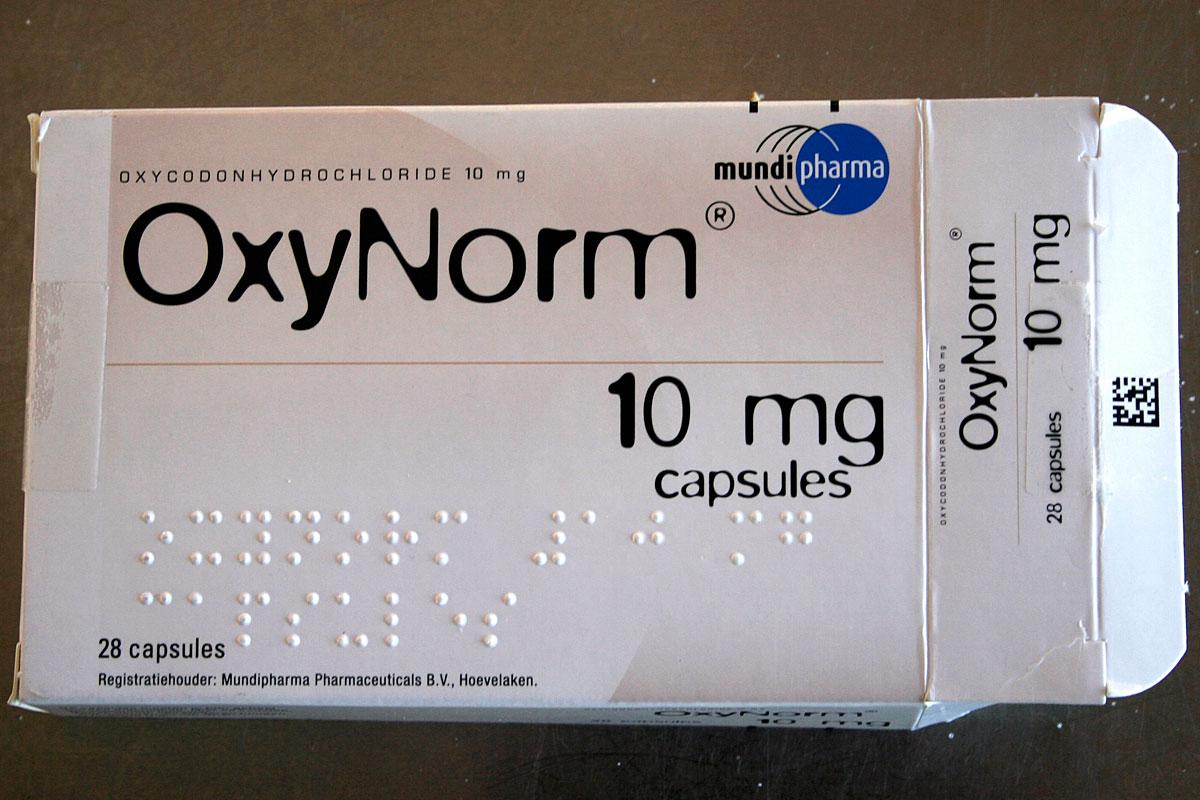OxyNorm maakt je vrolijk