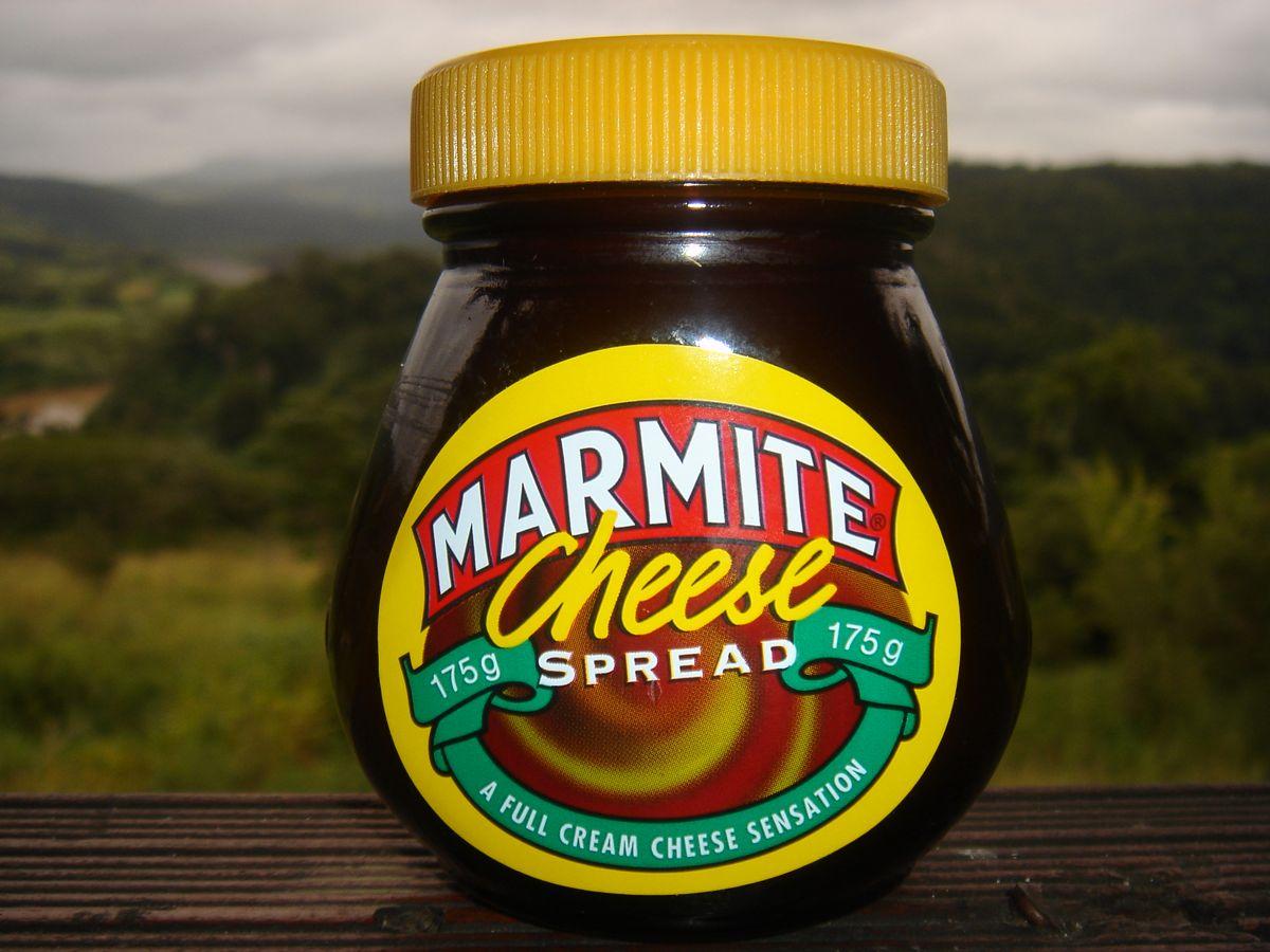 marmite cheese